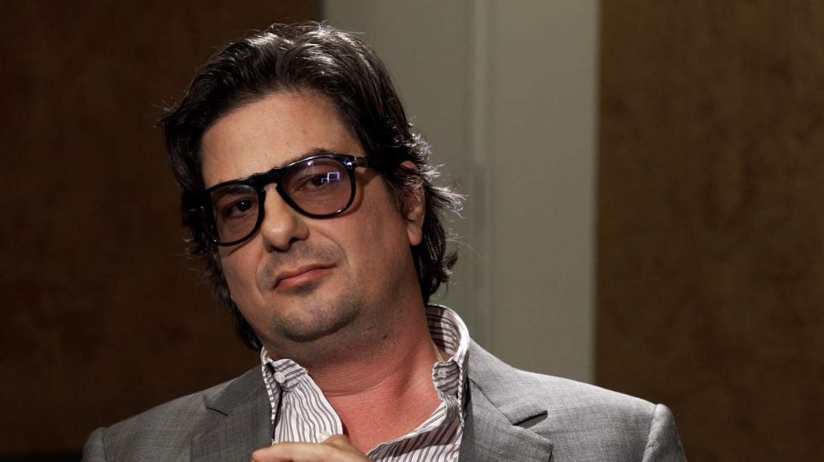 Roman Coppola live on Google Hangouts