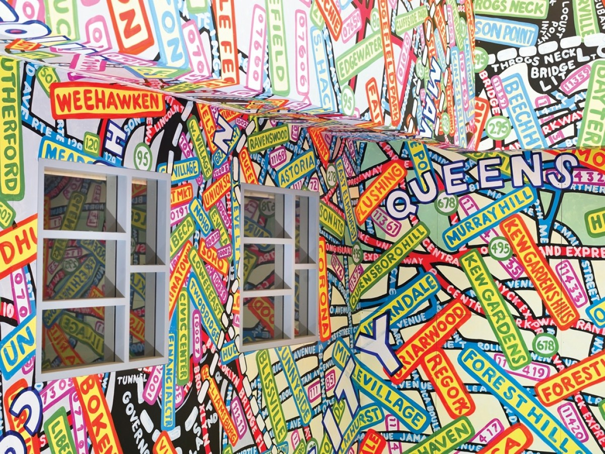 An Interview With Paula Scher Semi Permanent,United Airlines Car Seat