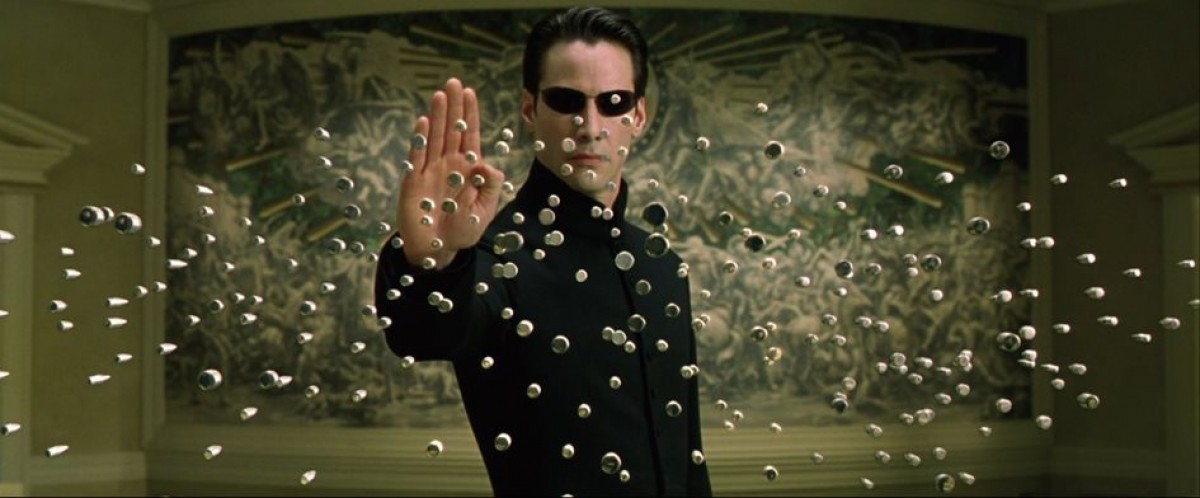 VFX for The Matrix: Reloaded