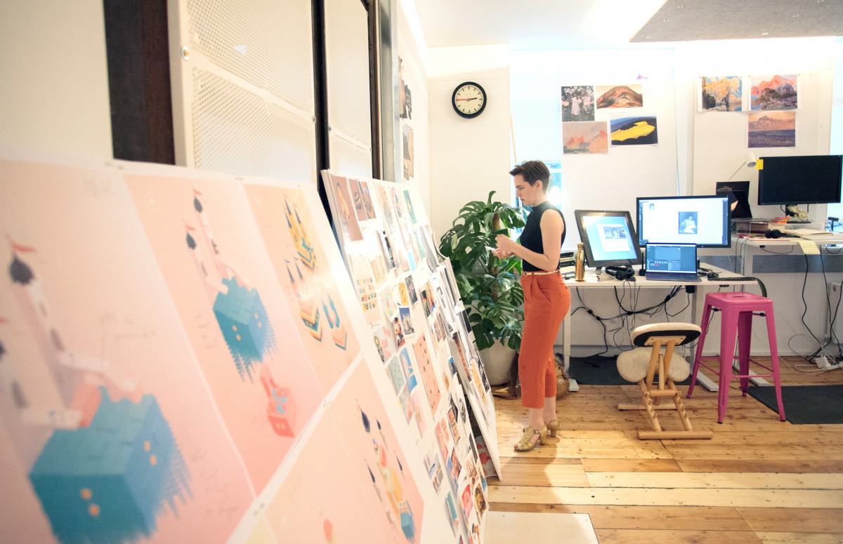 The ustwo South London studio