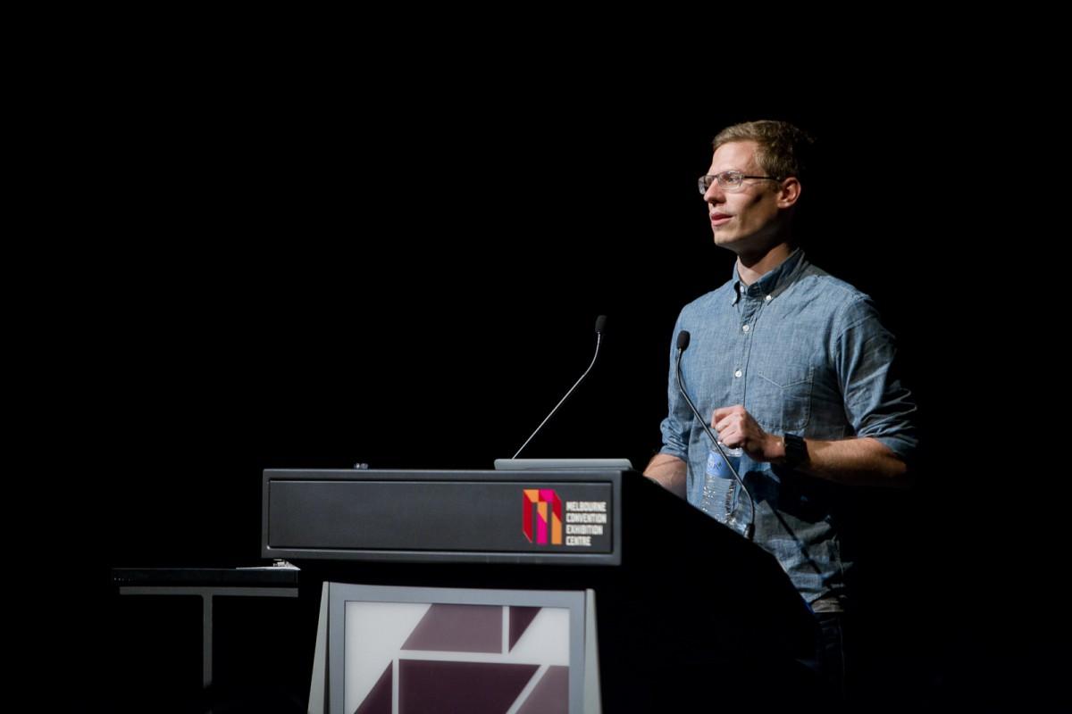 Semi Permanent Melbourne 2013 - Nicholas Felton