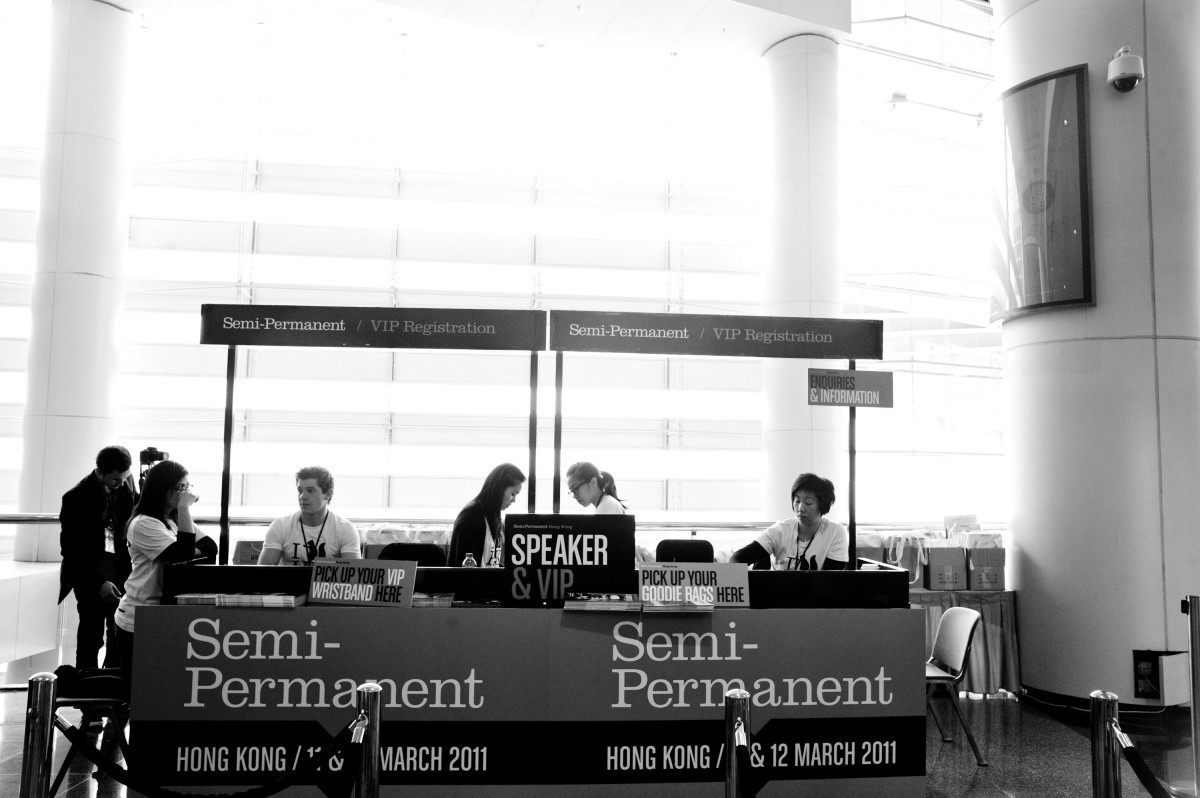 Semi Permanent Hong Kong 2011