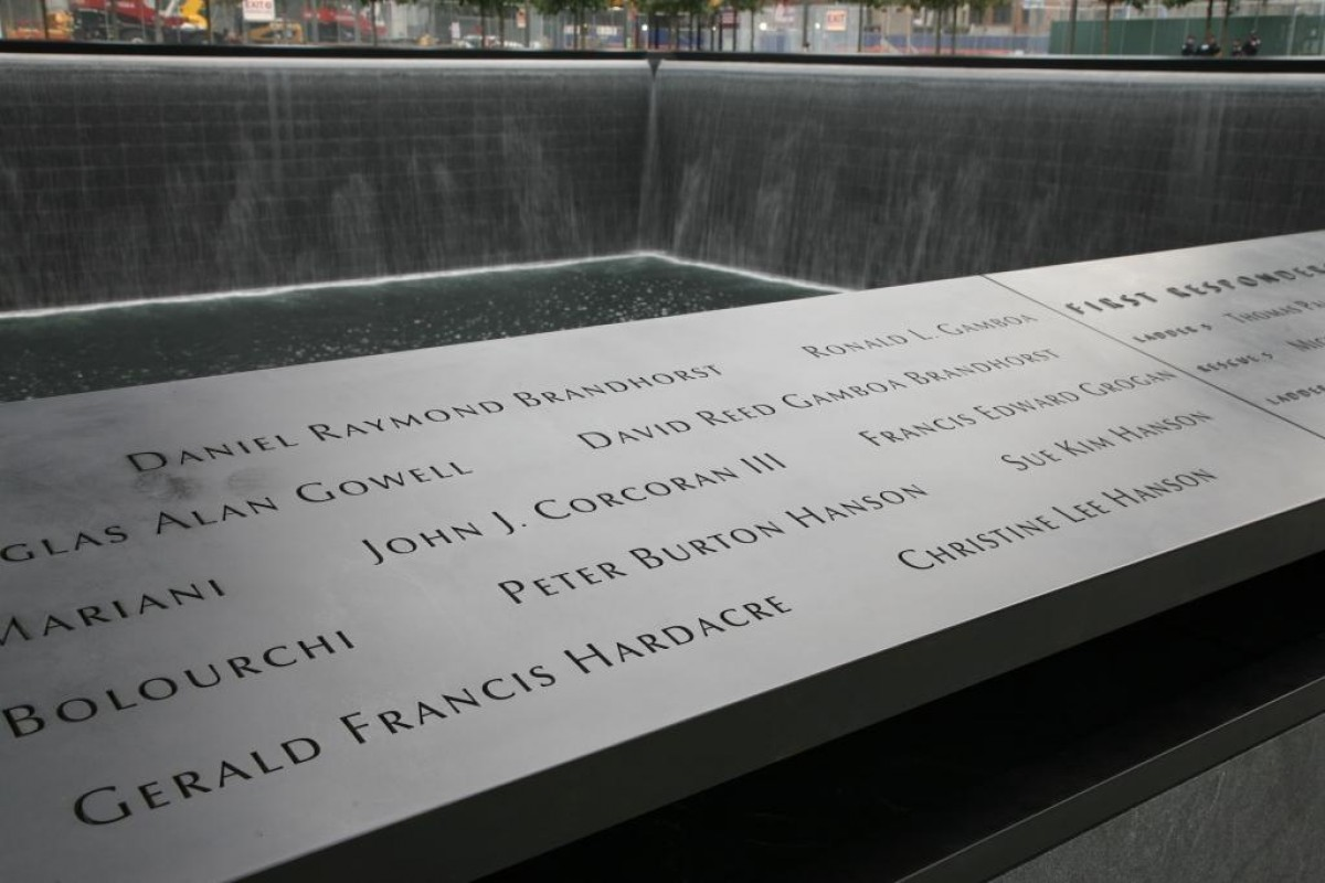 9/11 Memorial: Names Placement Algorithm by Jer Thorp