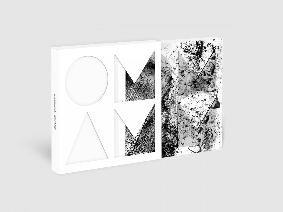 Of Monsters and Men, box set design