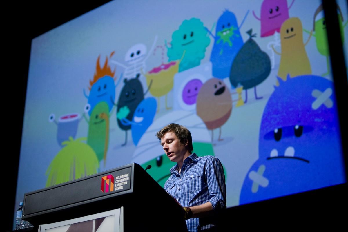 Semi Permanent Melbourne 2013 - Julian Frost