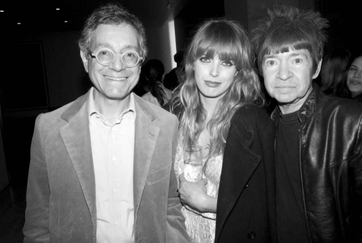 Semi Permanent Los Angeles 2013 - Jeffrey Deitch, Jordan Dahl and Rodney Bingenheimer