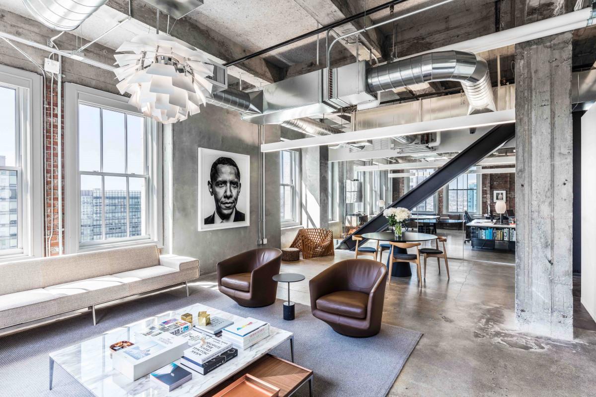 Godfrey Dadich Partners HQ in San Francisco. Photo: Bryan Derballa