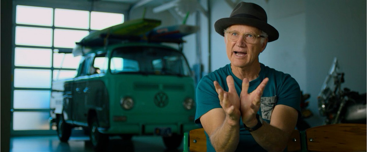 Tinker Hatfield interview for Abstract: The Art of Design