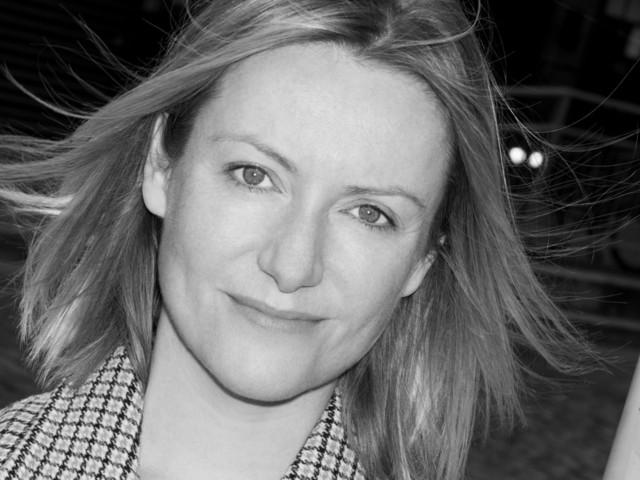 Penny Martin in Melbourne 2012