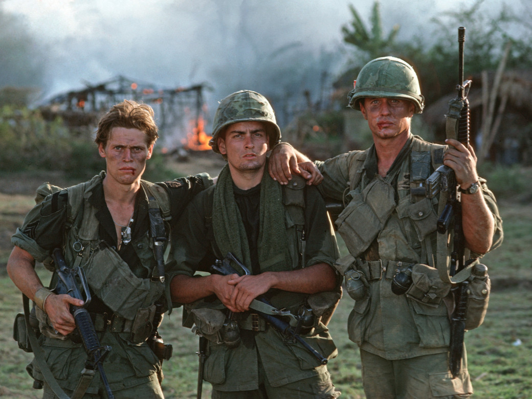 Platoon, courtesy of Getty Images