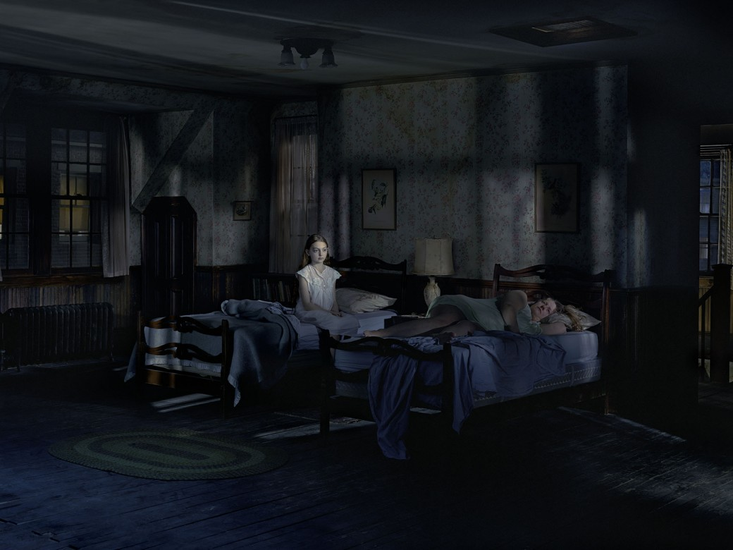Untitled, 2007 from Beneath the Roses 2003-2008 (c) Gregory Crewdson. Courtesy of Gagosian Gallery