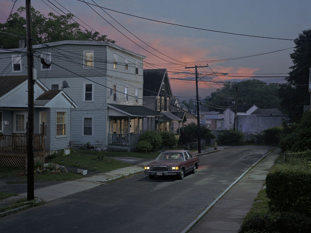 Untitled, 2006 from Beneath the Roses 2003-2008 (c) Gregory Crewdson. Courtesy of Gagosian Gallery